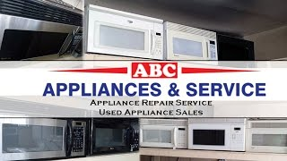 Used Microwaves for Sale Tampa - 813-575-3005 - All Microwaves on Sale Now