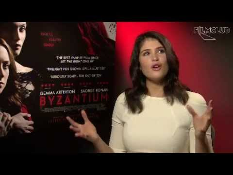 Byzantium Interview: Gemma Arterton and Neil Jordan