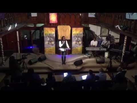 Prophetic Word to London & U.K.: Dr. Matthew L. Stevenson