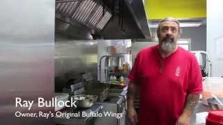 Ray's Original Buffalo Wings -- Secret To Great Wings
