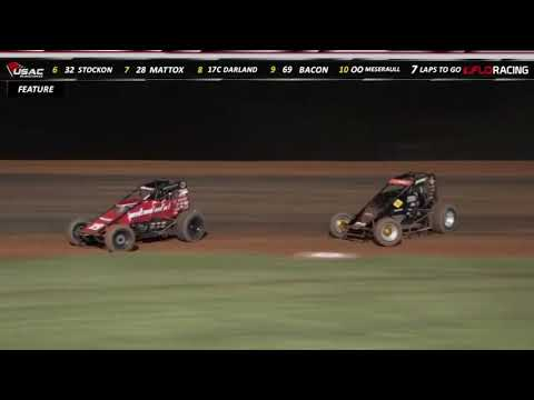 Round #7 NOS Energy Drink Indiana Sprintweek - Bloomington Highlights 2019