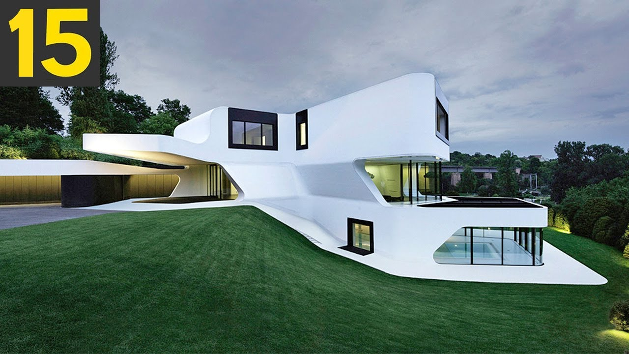 TOP 15 Futuristic Houses