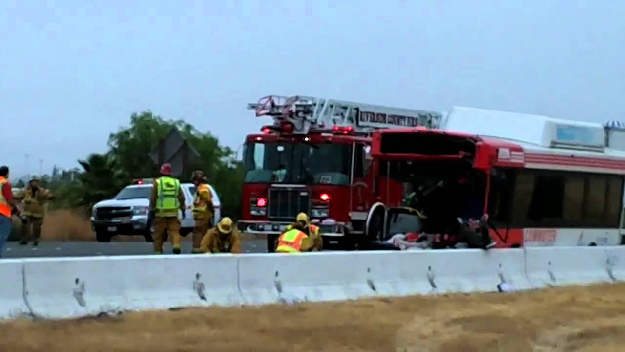 RAW VIDEO: Major crash on 15 freeway in Temecula