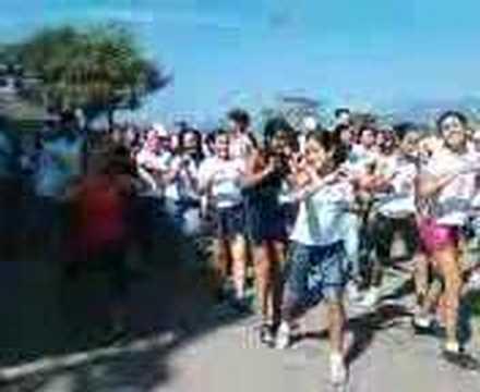 dia do desafio - escola alcides castro galvao - 2008