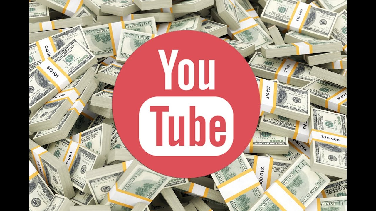 how much do youtubers make actual dollar amounts youtube. Black Bedroom Furniture Sets. Home Design Ideas
