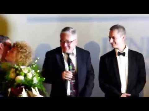 """50 Jahre """"GOLDFINGER"""" in Braunschweig - Ehrenmitgliedschaft für Nikki van der Zyl"""