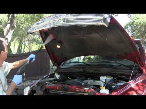 How to Clean a Diesel Engine - Like a Professional