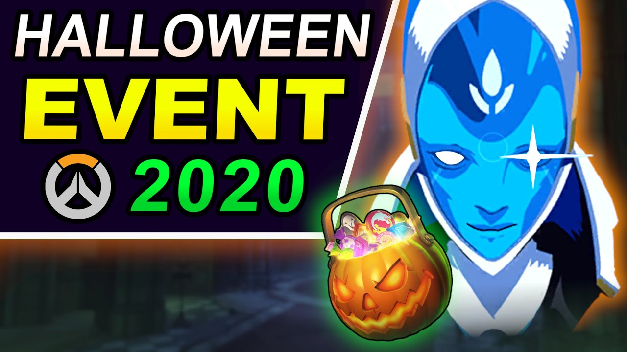 2020 Overwaych Halloween Skins Overwatch 2020 Halloween Event   Start Date, Skins, & Gamemode