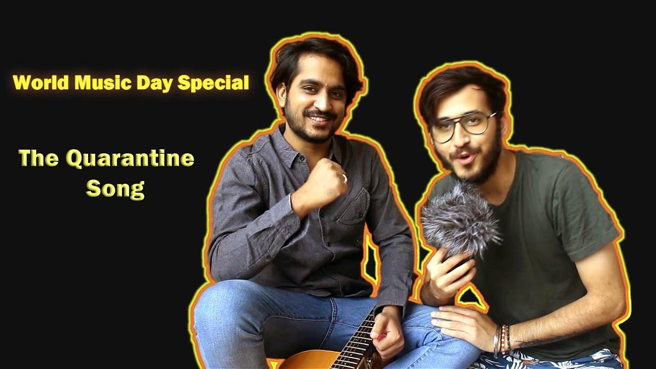 Corona Vala Gana | World Music Day Special | Gulshan Jethwani | Chilli Flakes  #Music #Quarantine