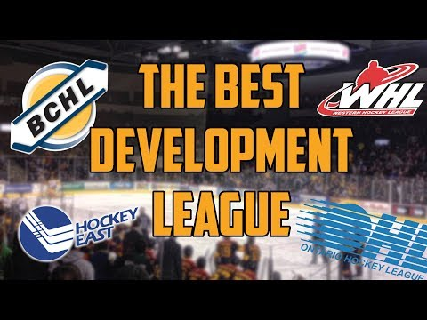 Which Junior Development League Is The