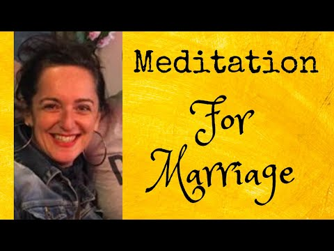 Meditation for Women to change their Surname 💍