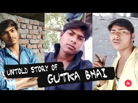 GUTKA BHAI: The Untold Story Playboy Of Musically Tik Tok Rohit Kumar