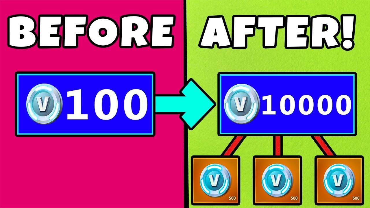 3 Easy Ways To Get Free V Bucks In Fortnite Fortnite Battle Royale