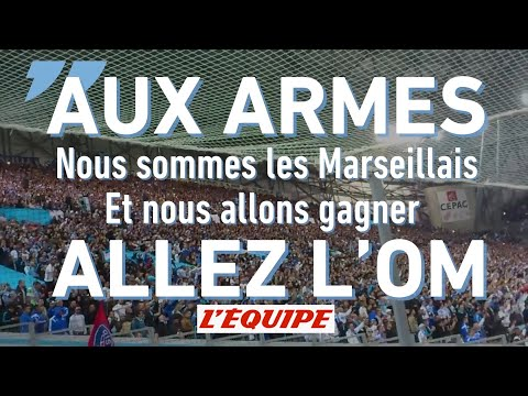 Les chants de l'OM - Foot - C3