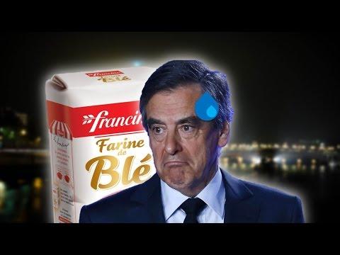 FRANÇOIS FILLON ENFARINÉ EN PLEIN MEETING ! (Parodie BFMTV)