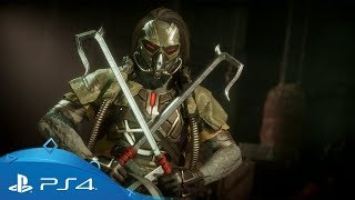 Mortal Kombat 11 | Kabal Reveal Trailer | PS4
