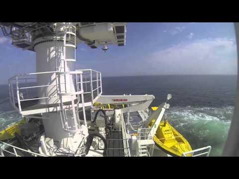 MacGregor 3-axis-crane