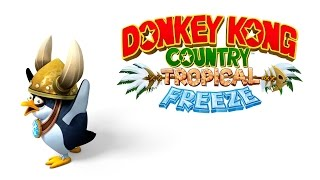 DONKEY KONG COUNTRY TROPICAL FREEZE #12 - Congelado!