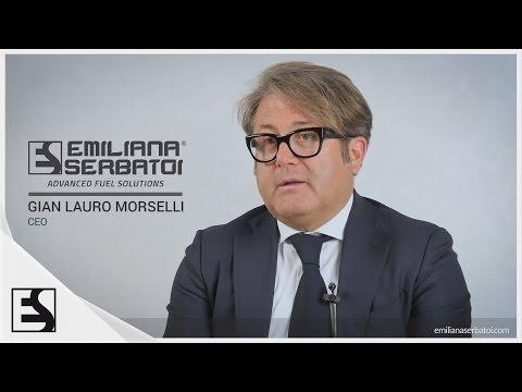 emilianaserbatoi.com - Interview with Gian Lauro Morselli - CEO (SUB ENG)