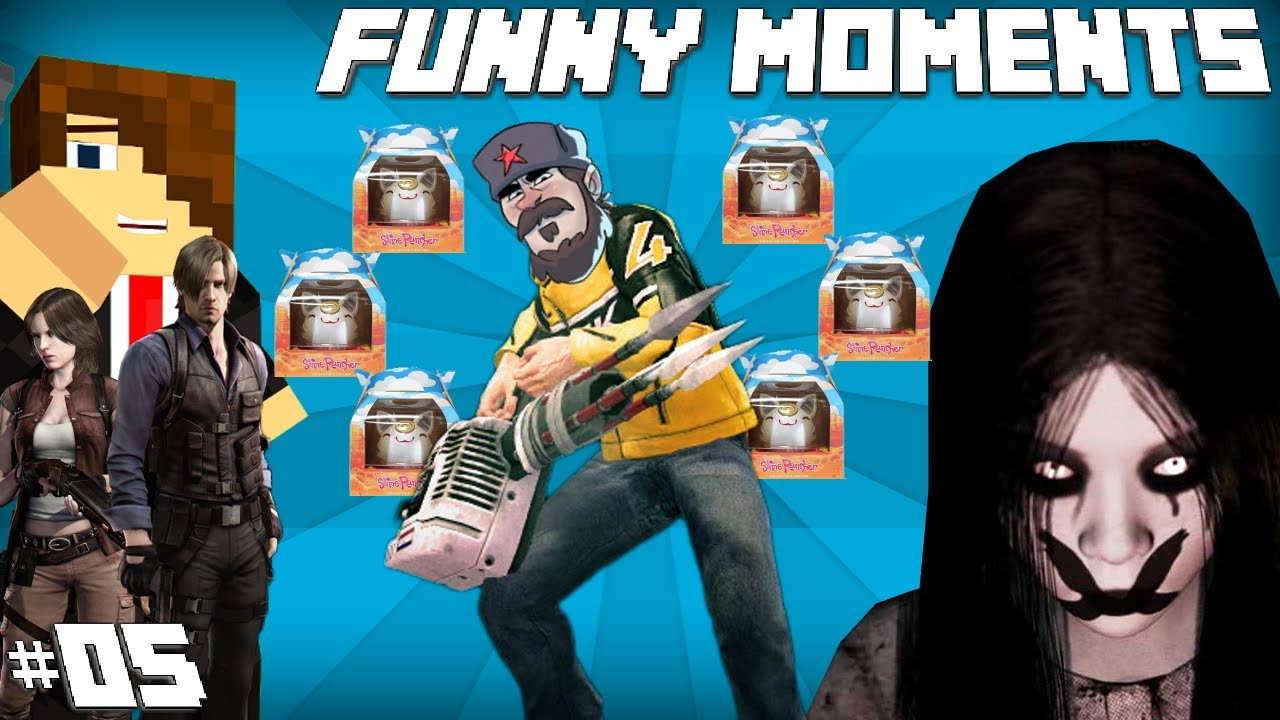 Funny Moments #05 (End of 2019)