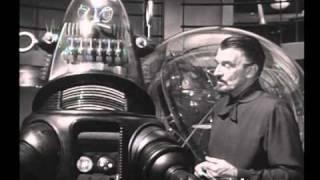 ROBBIE THE ROBOT & Dr. EDWARD MORBIOUS 1956