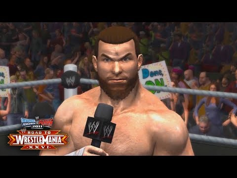 """WWE Smackdown vs Raw 2011 - """"MAX'S PIPE BOMB!!"""" (Road To WrestleMania Ep 8)"""