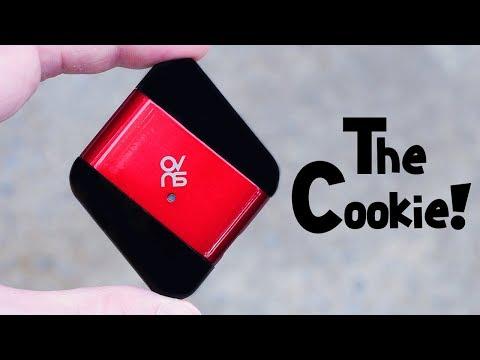 The Cookie! A Tiny Vape Pod System!