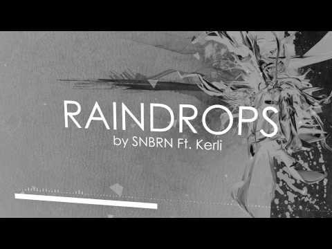 Raindrops by SNBRN Ft. Kerli (Lyric Video)