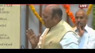 Shankersinh Vaghela's speech at Narendra Modi's farewell