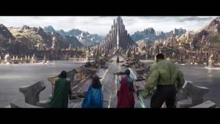 Тор 3  Рагнарёк — Русский трейлер 2017