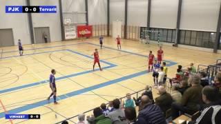 18.2.2017 PJK - Tervarit klo 15.00 Futsal-liiga