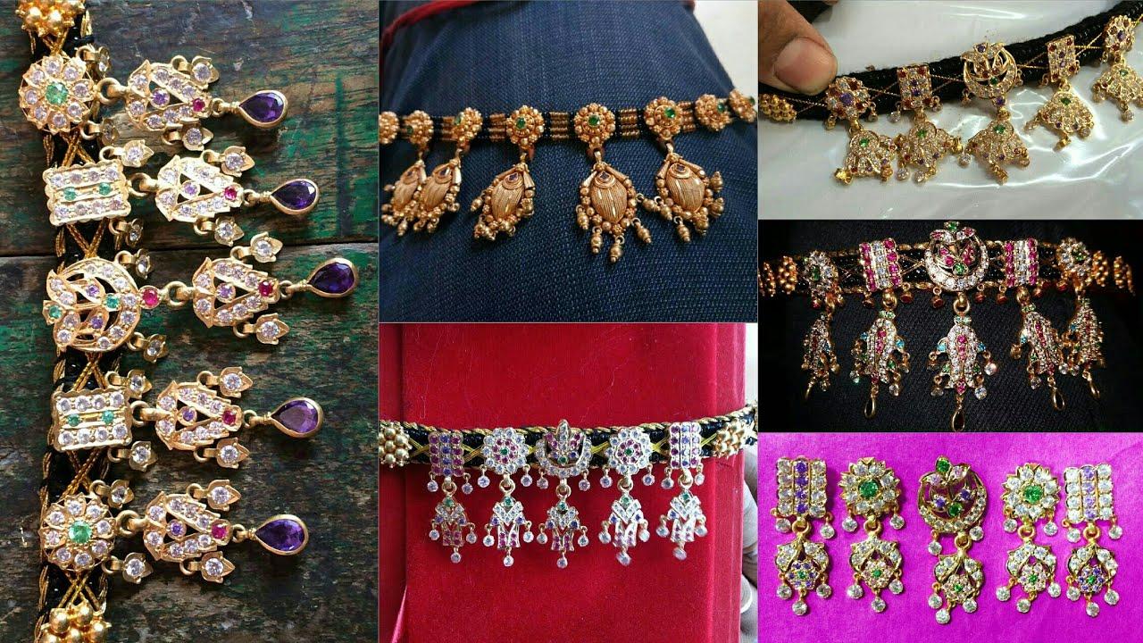 Light Weight kanthi Design   Rajasthani Kanthi Design  कंठी ...