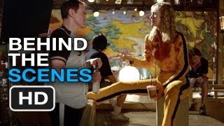 Kill Bill Volume 1 - Behind The Scenes (2003) Quentin Tarantino Movie HD