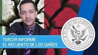 TERCER INFORME: EL RECUENTO DE LOS DAÑOS - EL PULSO DE LA REPÚBLICA