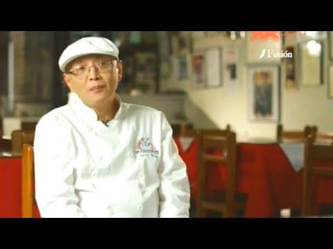 Javier Wong - Maestros de la Gastronomía Peruana