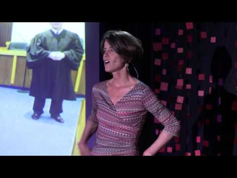 Drug Court: Justice Meets Treatment | Tina Nadeau | TEDxPiscataquaRiver