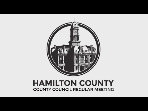 Hamilton County Council Regular Meeting May 3, 2017