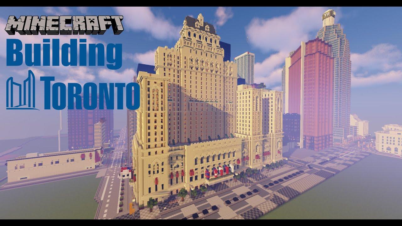 Local Gamer Maps Toronto In Minecraft Citynews Toronto