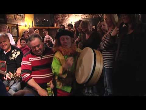 Irish Trad Music Session.