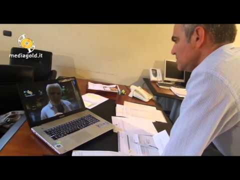Videomessaggio consegna sindaco Giorgio Cangiano
