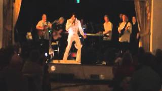 Elvis Classic- Heartbreak Hotel performed by ETA Wayne Euliss