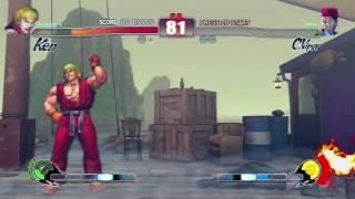 Street Fighter IV - Ken Arcade Playthrough (1/2) [HD] thumbnail