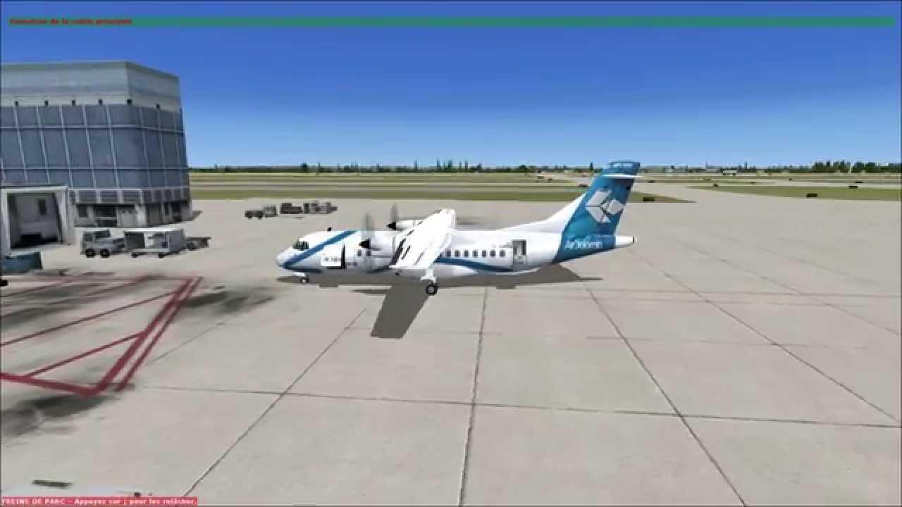 FSX Virtualcol ATR-42