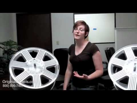 Mkt Rims Mkt Wheels Video Of Lincoln Factory Original Oem