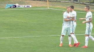 Момент дня на «Зенит-ТВ»: супергол Эмилиано Ригони в ворота «Марибора»