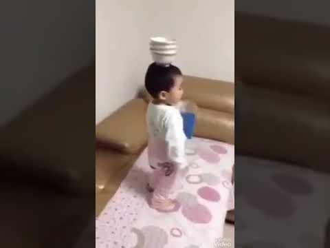 Mankuyile poonkuyile song from karakattakaran-baby dance version