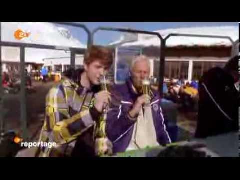 ZDF reportage Gipfel, Gips und Apres-Ski