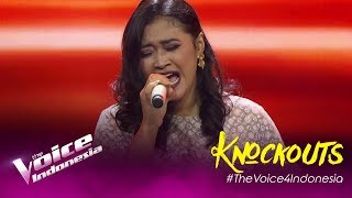 Agis  Banyu Langit  Knockouts  The Voice Indonesia GTV 2019