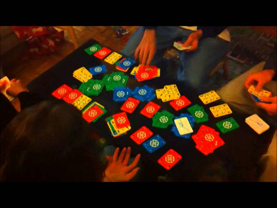 Intense Dutch Blitz Game Youtube