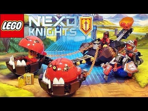 레고 70314 넥소나이츠 비스트마스터의 카오스 전투마차 조립 리뷰 Lego NEXO KNIGHTS Beast Master's Chaos Chariot